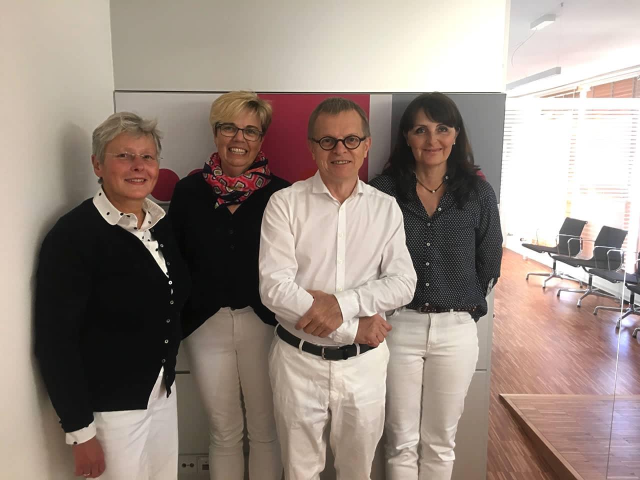Team der Privatpraxis für Augenheilkunde Augenarzt Dr. P. Enke